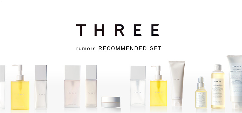 three recommend set